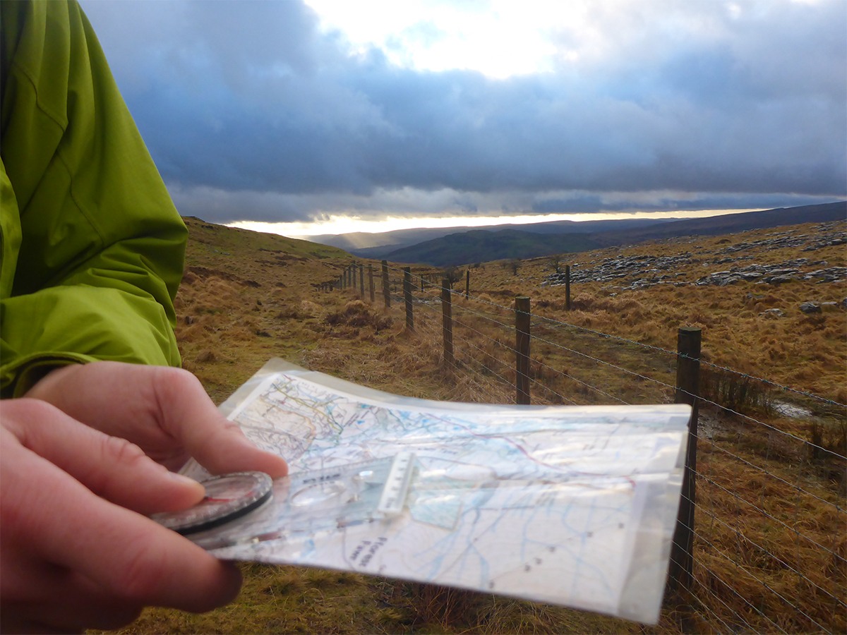 Outdoor Navigation Training