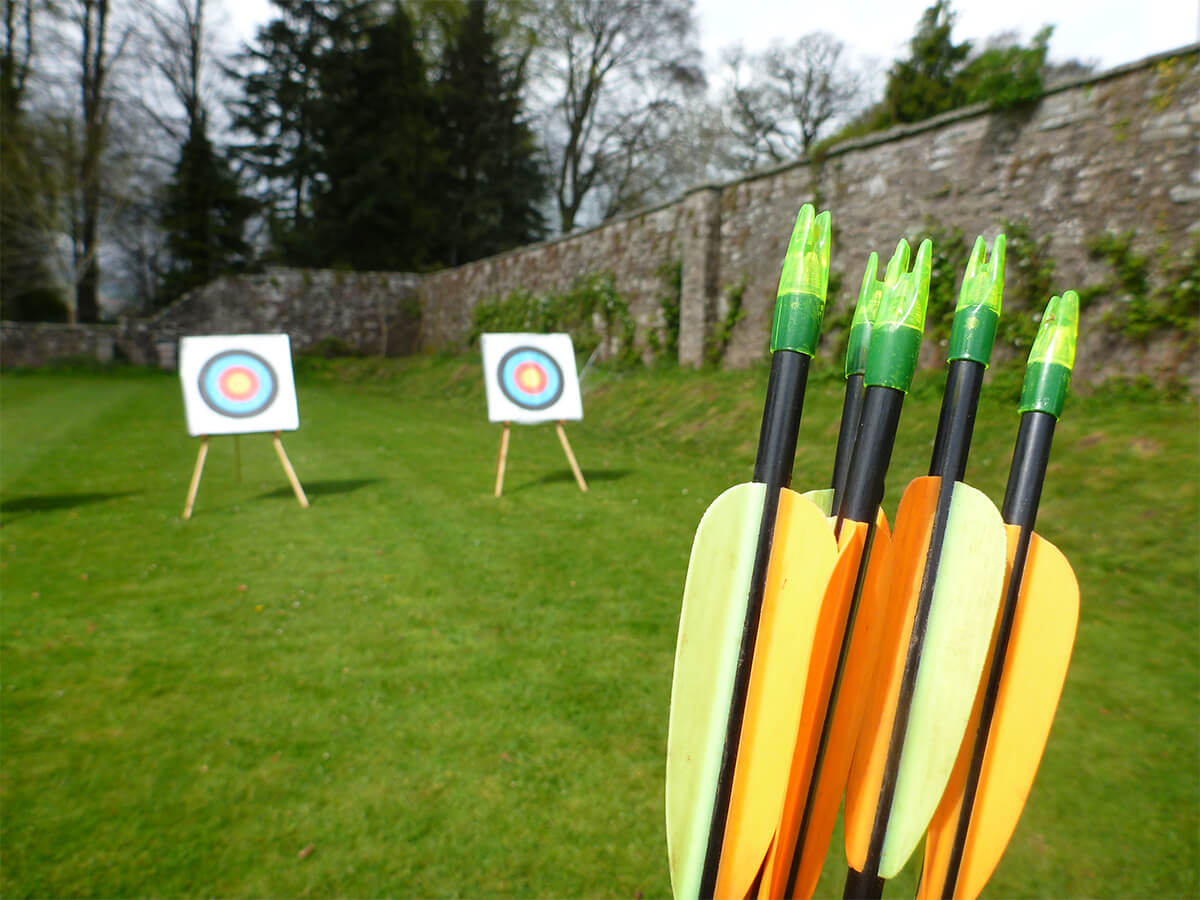 Archery in South Wales