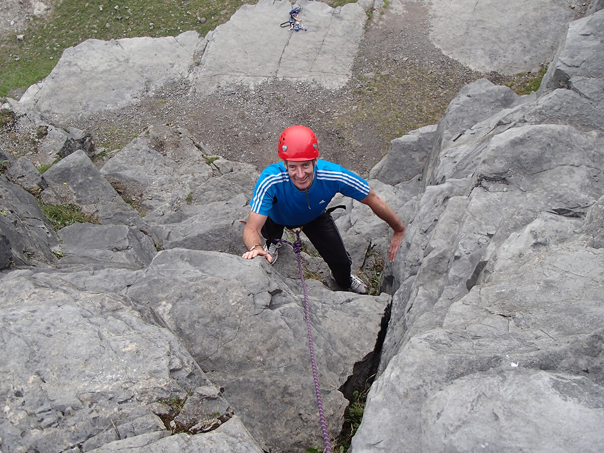Rock Climbing near Cardiff