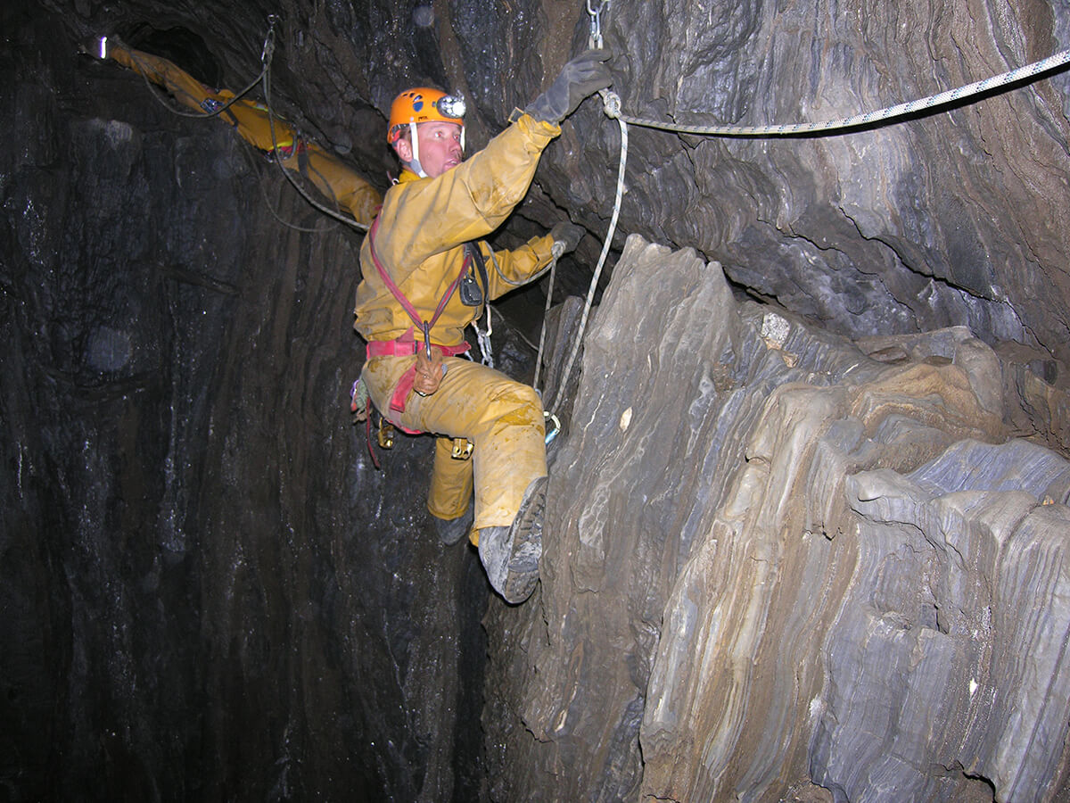 Vertical Caving Instructor Training