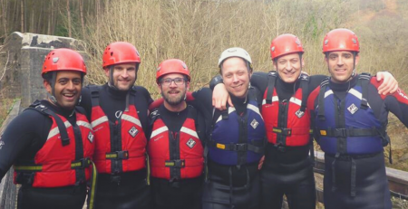 Team Building Event Wales